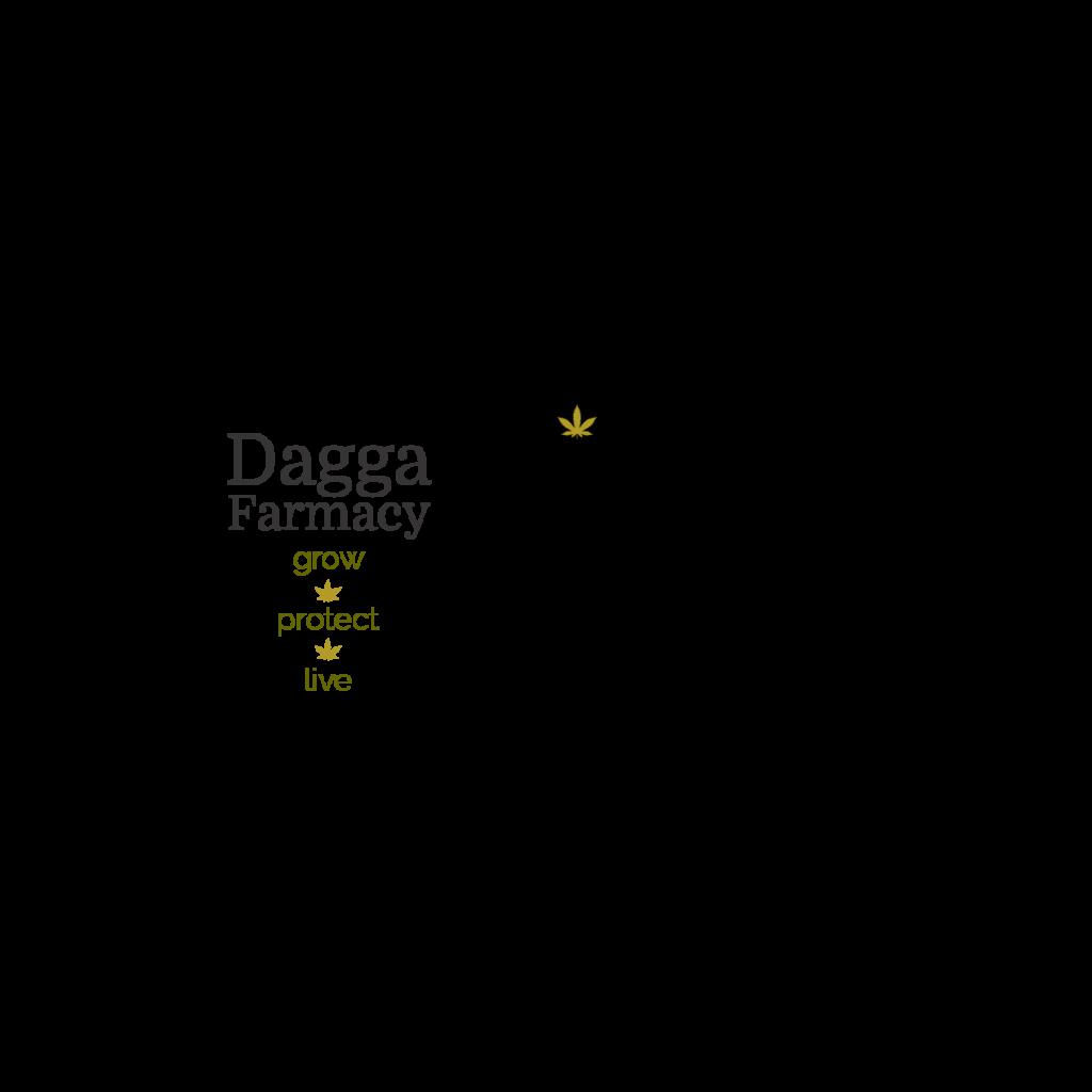 Dagga Farmacy. grow * protect * live